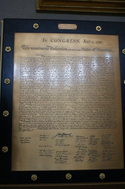 declaration of independence signatures. declaration-of-independence
