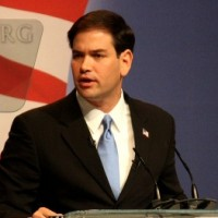 Marco Rubio speaking