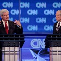 Gingrich and Paul