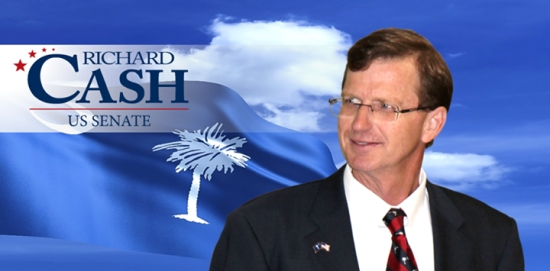 Richard Cash for Senate